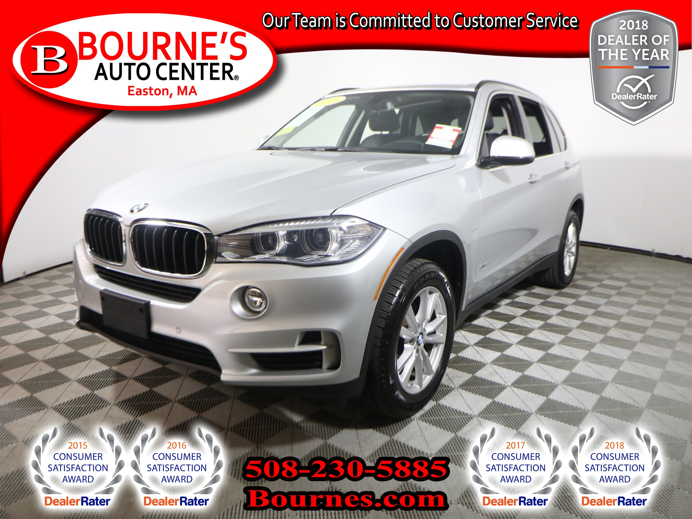2015 BMW X5 - Fair Car Ownership