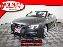 2015 Audi S5 AWD Conv Premium Plus, w/Navigation,Leather,Heated Cabriolet