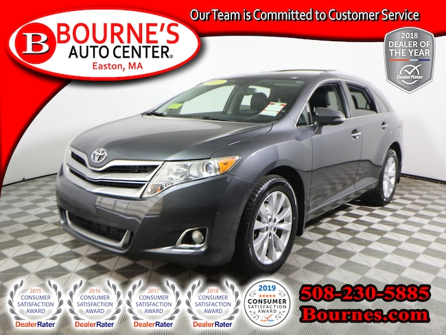 2013 Toyota Venza AWD XLE w/ Leather,Heated Front Seats, And Backup Camera. Crossover