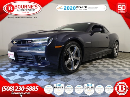 2014 Chevrolet Camaro SS w/ Navigation,Backup-Camera. Coupe