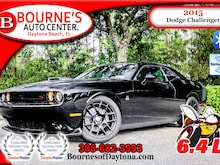 2015 Dodge Challenger R/T Scat Pak w/Shakerc 392 HEMI/ XM/ Bluetooth/ Suede Leather Coupe