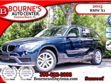 2015 BMW X1 xDrive28i Sunroof/ Nav/ XM/ Leather SUV