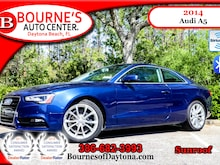 2014 Audi A5 2.0T Premium (Tiptronic) Sunroof/ XM/ Bluetooth/ Leather Coupe