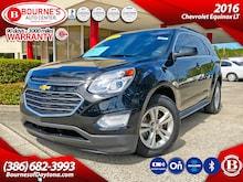 2016 Chevrolet Equinox LT w/Bluetooth, Backup Camera, SiriusXM, OnStar SUV