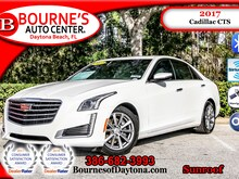 2017 Cadillac CTS Sunroof/ OnStar/ Nav/ Leather Sedan