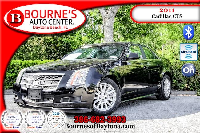 2011 Cadillac CTS OnStar/ XM/ Leather Sedan