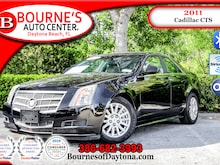2011 Cadillac CTS OnStar/ XM/ Leather Sedan