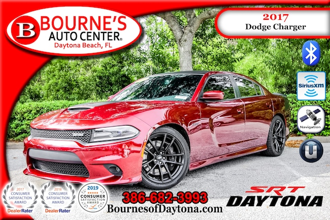 Used 2017 Dodge Charger Srt Daytona 392 Hemi For Sale At Bourne S