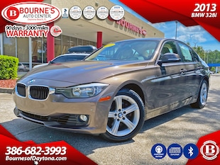 2013 BMW 328i w/ Leather, Push Start Button, CD Player, Bluetoot Sedan