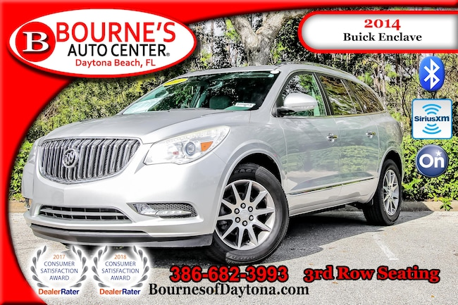 2014 Buick Enclave 3rd Row/ OnStar/ XM/ Leather SUV