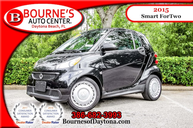 2015 Smart ForTwo Pure Package Coupe