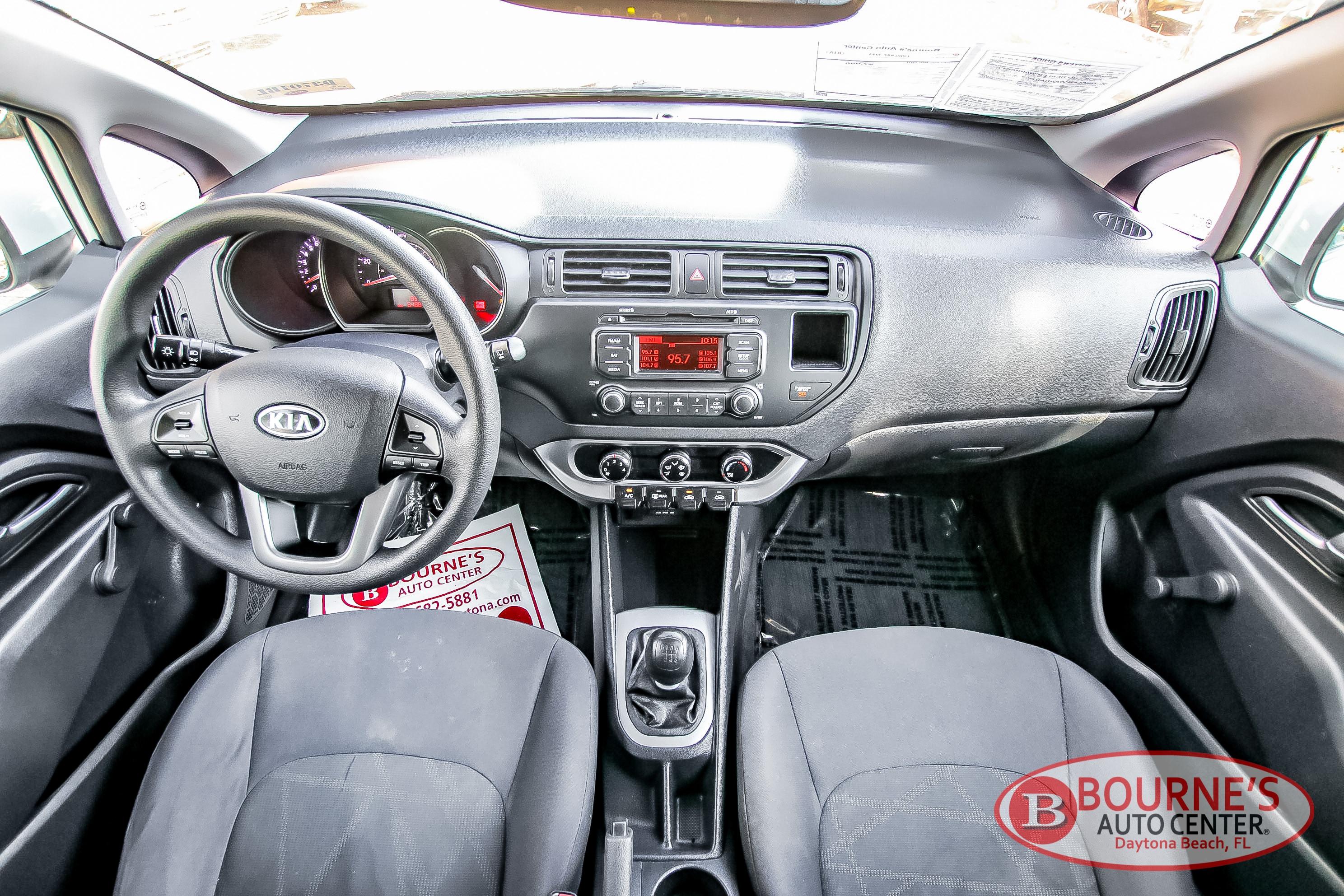 2013 Kia Rio - Fair Car Ownership