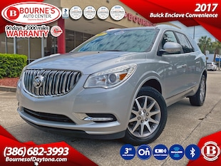 2017 Buick Enclave Convenience w/ 3rd Row Seating, Backup Camera, Bluetooth, SiriusXM, OnStar SUV