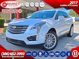 2017 CADILLAC XT5 Luxury w/Navigation,Leather,Sunroof,Bluetooth SUV