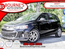 2017 Chevrolet Sonic RS OnStar/ XM/ Bluetooth Hatchback