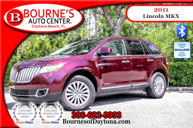 2011 Lincoln MKX XM/ Bluetooth/ Leather SUV