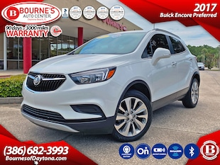 2017 Buick Encore Preferred w/Leather, Backup Camera, Onstar, Bluetooth SUV