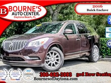 2016 Buick Enclave OnStar/ XM/ Leather SUV/ 3rd Row Seating