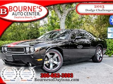 2013 Dodge Challenger Rallye Redline XM/ Bluetooth/ Leather Coupe