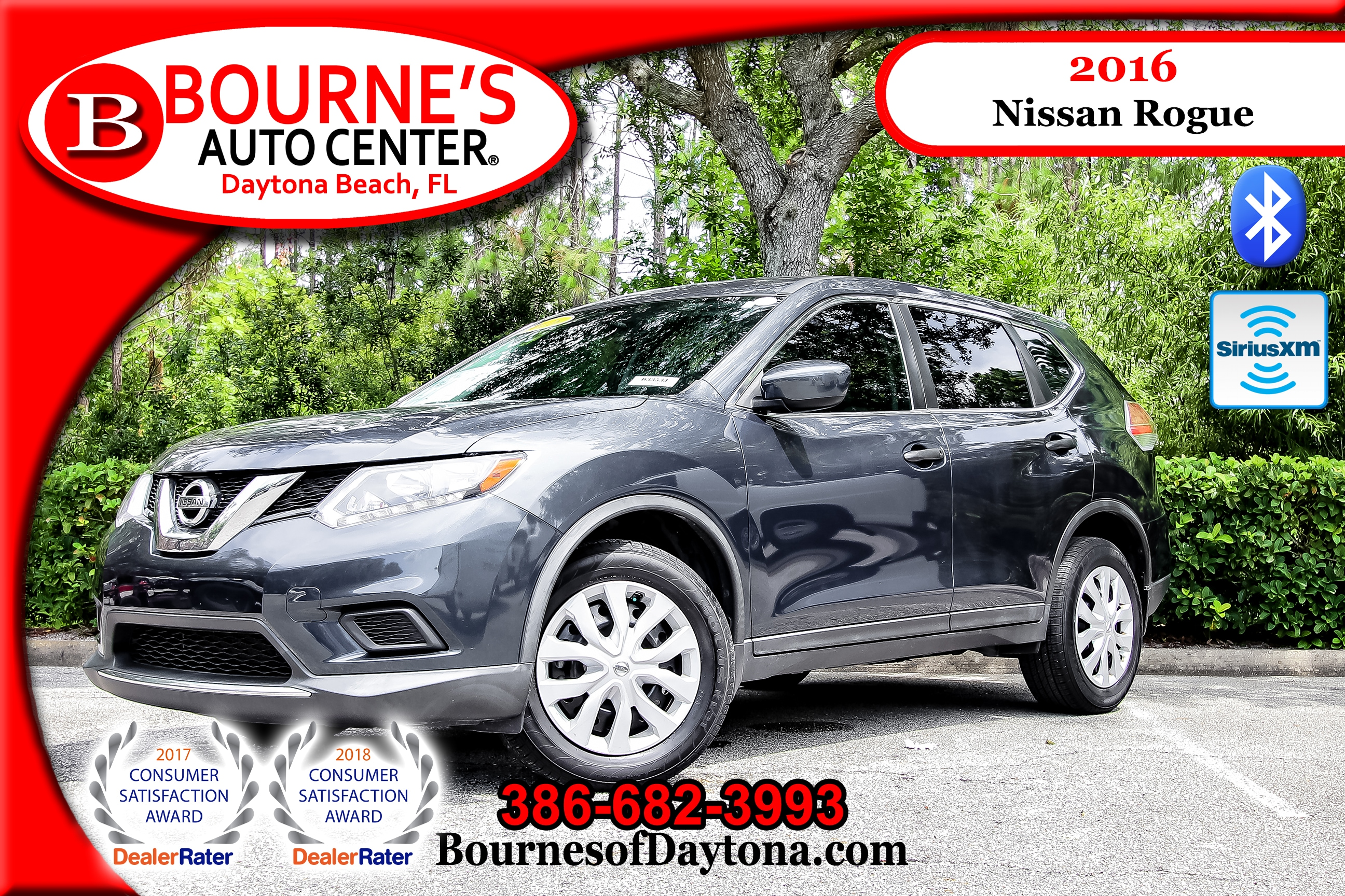 Used 2016 Nissan Rogue S For Sale