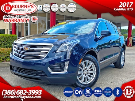 2017 CADILLAC XT5 w/Leather, Bose Sound System, Push Start Button, O SUV