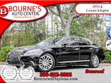 2014 LEXUS LS 460 Sunroof/ Nav/ XM/ leather Sedan