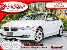 2015 BMW 328i Sunroof/ Bluetooth/ Leather Sedan