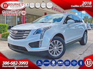 2018 CADILLAC XT5 Luxury w/Navigation,Leather,Sunroof,Bluetooth SUV