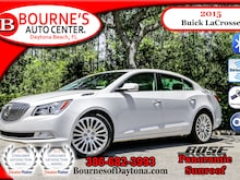 2015 Buick LaCrosse Sunroof/ Nav/ Bose/ Leather Sedan