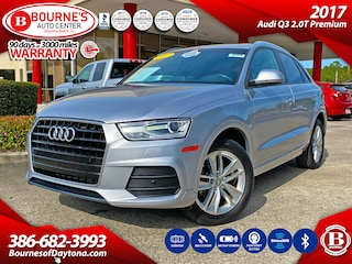2017 Audi Q3 2.0T Premium w/Leather,Sunroof,Bluetooth,Backup Ca SUV