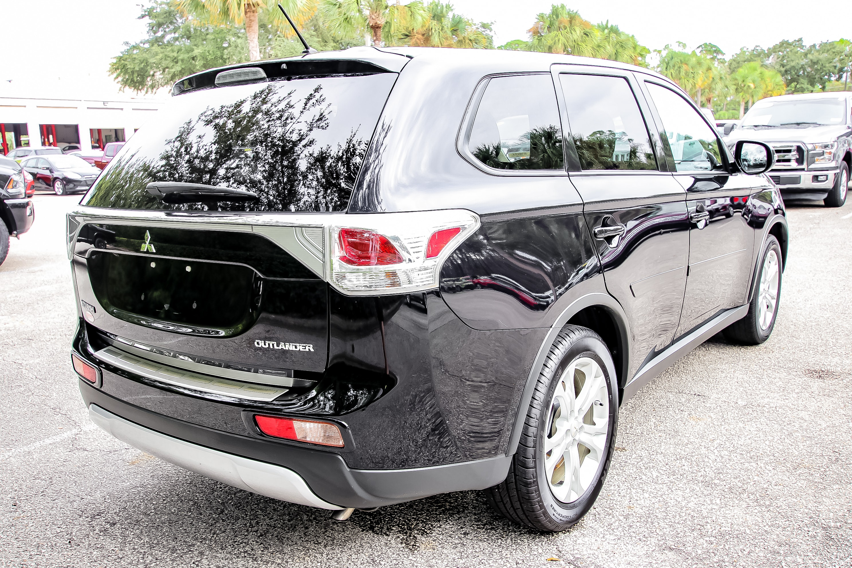 2015 Mitsubishi Outlander - Fair Car Ownership