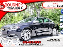 2015 Chevrolet Impala LTZ Onstar/ Nav/ Bose/ XM/ Leather Sedan