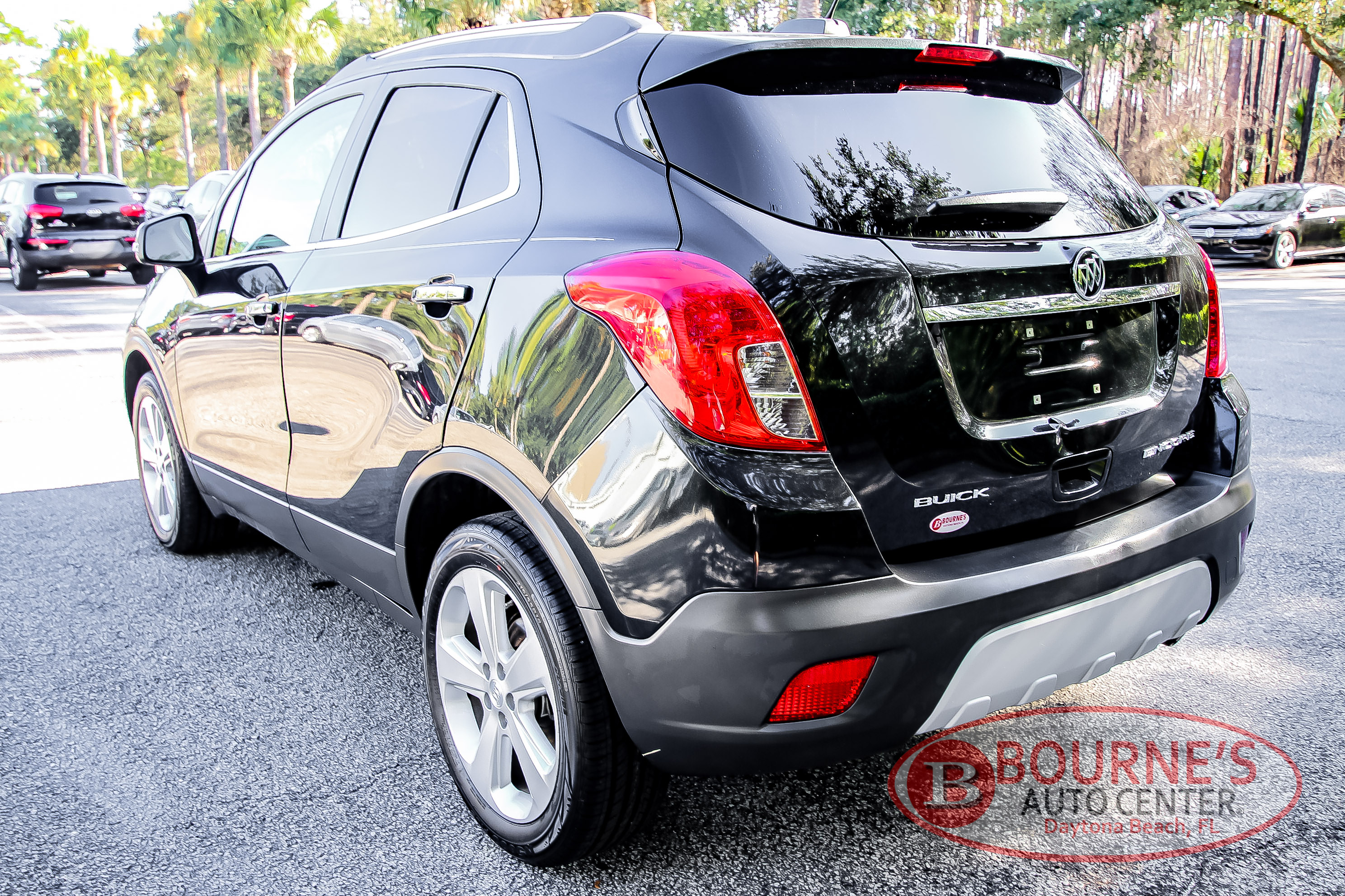 Used 2015 Buick Encore For Sale at Bourne's Auto Center