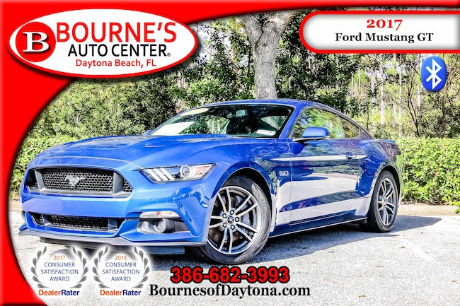 2017 Ford Mustang GT Bluetooth/ Fog Lights Coupe