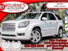 2016 GMC Acadia Denali w/Tow Package Sunroof/Nav/DVD/Leather SUV/ 3rd Row Seating