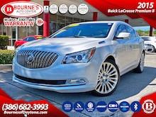 2015 Buick LaCrosse Premium II w/Leather, Sunroof, Bose, Navigation, B Sedan