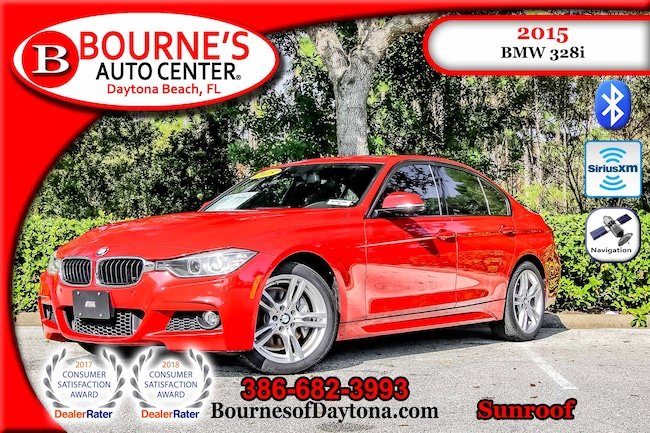 2015 BMW 328i xDrive M Sport Sunroof/ Nav/ XM/ Leather Sedan