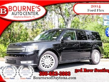 2014 Ford Flex SEL 3rd Row/ XM/ Leather SUV