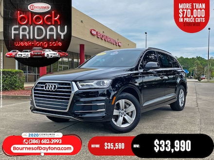 2017 Audi Q7 2.0T Premium w/Navigation,Leather,Pano Sunroof SUV