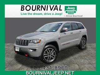 2019 Jeep Grand Cherokee Trailhawk SUV in Portsmouth, NH
