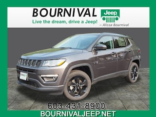 2019 Jeep Compass ALTITUDE 4X4 Sport Utility in Portsmouth, NH