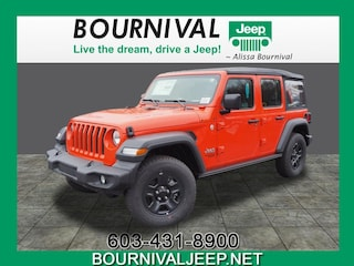 2019 Jeep Wrangler UNLIMITED SPORT 4X4 Sport Utility in Portsmouth, NH