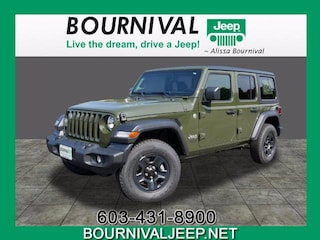 2021 Jeep Wrangler UNLIMITED SPORT 4X4 Sport Utility in Portsmouth, NH