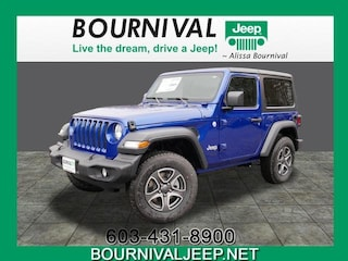 New 2020 Jeep Wrangler SPORT S 4X4 Sport Utility in Portsmouth, NH