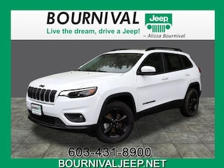 2019 Jeep Cherokee ALTITUDE 4X4 Sport Utility in Portsmouth, NH
