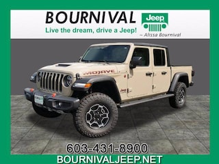 2020 Jeep Gladiator MOJAVE 4X4 Crew Cab in Portsmouth, NH