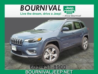 2019 Jeep Cherokee LIMITED 4X4 Sport Utility in Portsmouth, NH