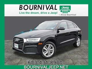 2018 Audi Q3 2.0T SUV in Portsmouth, NH