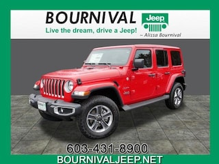 2020 Jeep Wrangler UNLIMITED SAHARA 4X4 Sport Utility in Portsmouth, NH