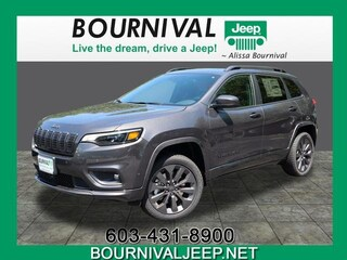2019 Jeep Cherokee HIGH ALTITUDE 4X4 Sport Utility in Portsmouth, NH